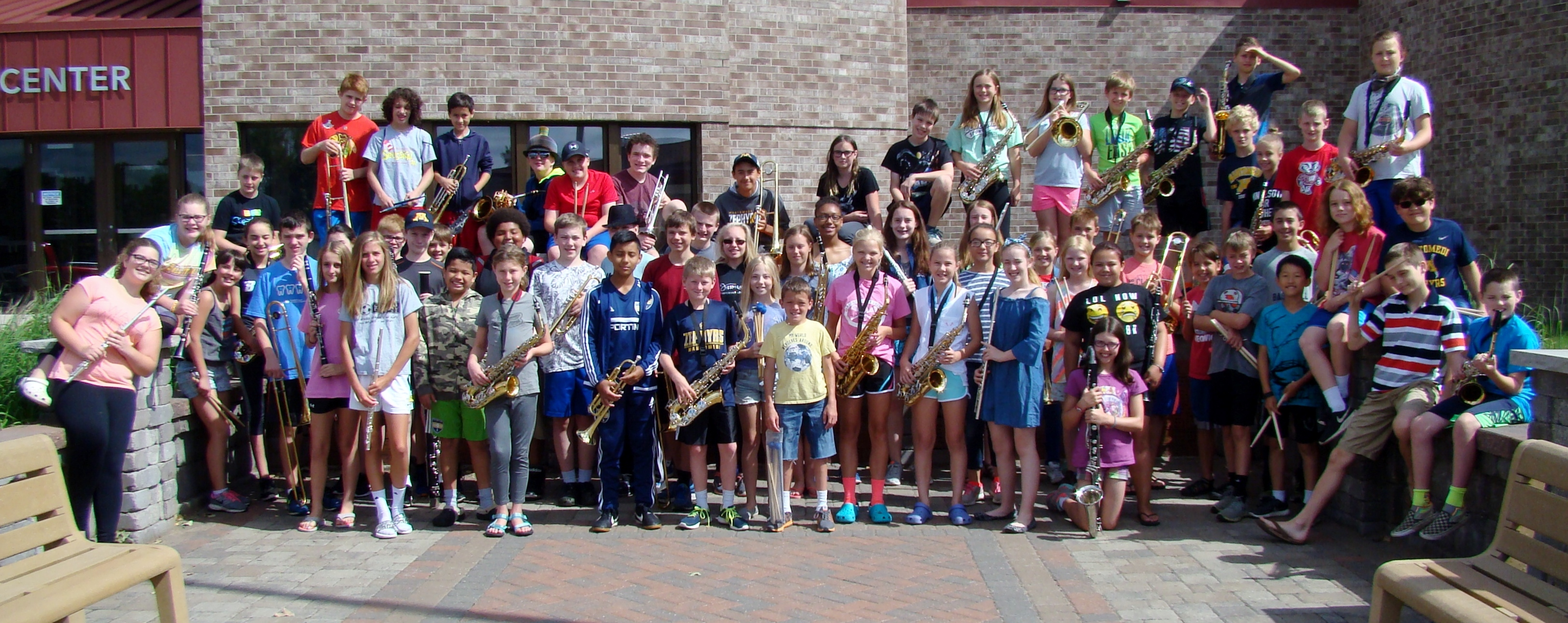 Summer Middle School Band